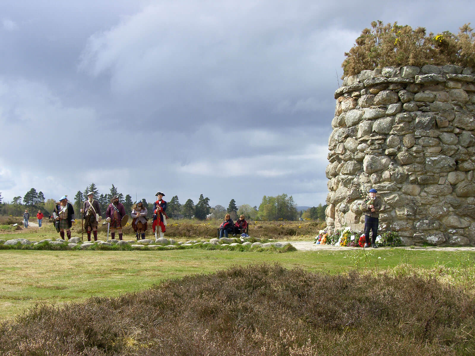 Outlander Experiences - Achnagairn Estate